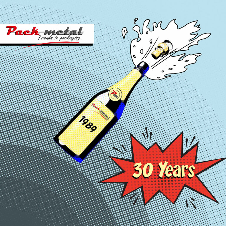 Poster for 30 years pack metal